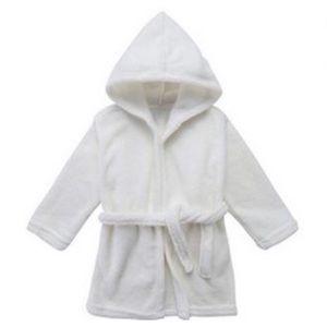 Burt's bees baby robe
